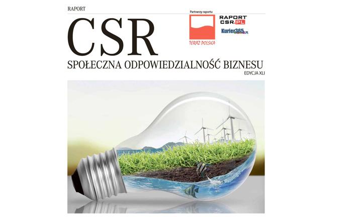 41. edycja wyróżnień Raportu CSR