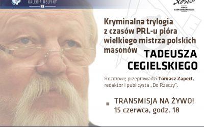 Mistrz zakonu wolnomularzy i kryminalne zagadki PRL