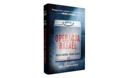 Dziennikarz śledczy i oficer Agencji Wywiadu na tropie zaginionego obrazu Rafaela Santi