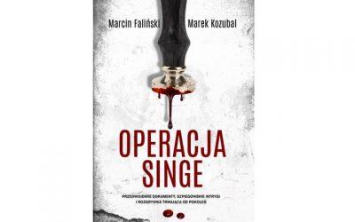 Singe. Kontynuacja bestsellerowej książki szpiegowskiej