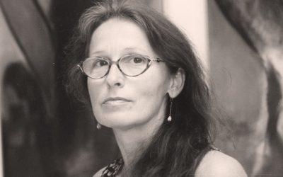 Odeszła Barbara Redlińska, artystka, malarka, przyjaciółka Galerii Delfiny